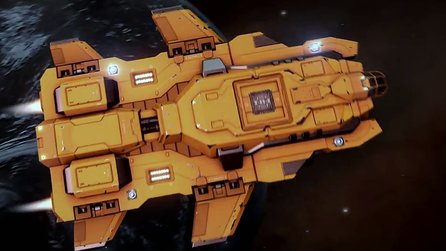 Elite: Dangerous - Trailer zum Wings-Update