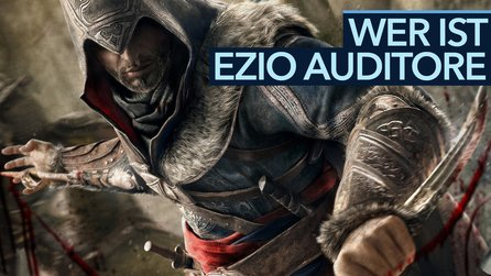 Ezio Auditore da Firenze - Video: Der interessanteste Assassin's Creed Protagonist