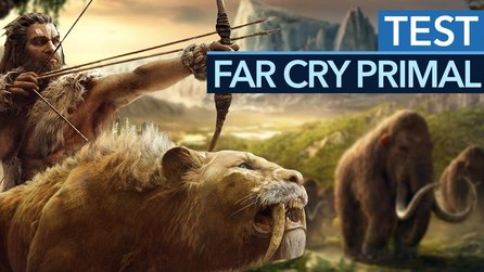 Far Cry Primal - Test-Video zum Steinzeit-Open-World-Abenteuer