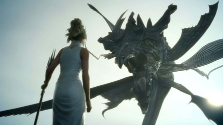 Final Fantasy 15 - Test-Video zum Open-World-JRPG
