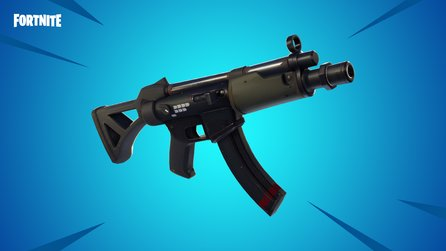 Fortnite - Content-Update v5.0 bringt Maschinenpistole zurück, Patch Notes