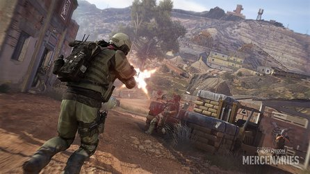 Ghost Recon Wildlands: Neuer Mercenaries-Modus kombiniert PvE & PvP