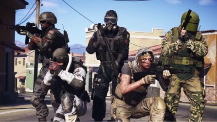 Ghost Recon Wildlands - Crossover-Event mit Rainbow Six: Siege kommt