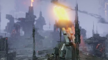 Hawken - Gameplay-Trailer zum Missile-Assault-Mode
