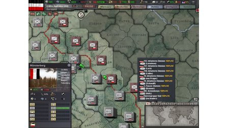 Hearts of Iron 3 - Englischer Patch 1.1 zum Download