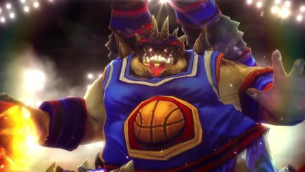 Heroes of the Storm - Neues Skin Azmodunk im Trailer