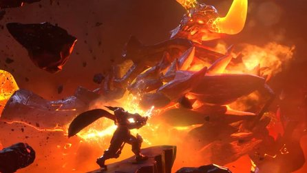 Heroes of the Storm - Raidboss Ragnaros und Varian Wrynn im Rendertrailer