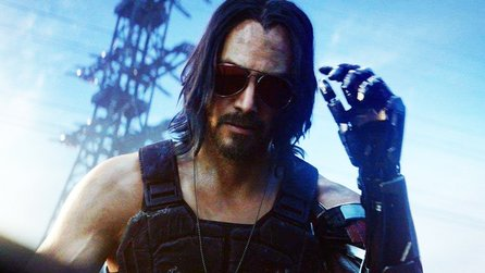 Fan-Petition fordert Keanu-Reeves-Meme You're Breathtaking als Achievement für Cyberpunk 2077