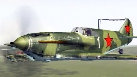 IL-2 Sturmovik - Test-Video