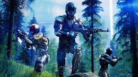 Islands of Nyne - Gameplay-Trailer zum Early-Access-Start des Ego-Battle-Royale