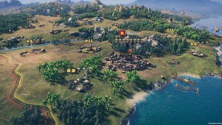Gameplay zu Knights of Honor 2: Sovereign - Es gibt kein Total War: Medieval 3? Egal!