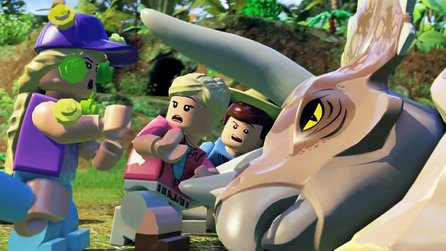 LEGO Jurassic World - Launch-Trailer zum Dino-Jump&Run