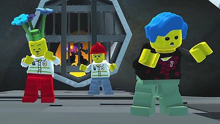 Lego Universe - Free to Play-Trailer