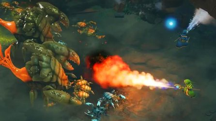 Magicka 2 - Launch-Trailer zum Koop-Titel