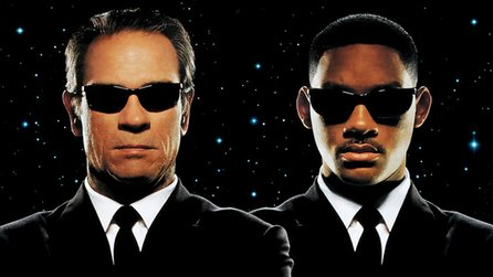 Men in Black - Bild zeigt die neuen MiB-Agenten Chris Hemsworth & Tessa Thompson