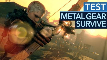 Metal Gear Survive - Test-Video: Das schwächste Metal Gear