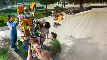 Minecraft Earth: Die AR-Variante im Early Access für alle