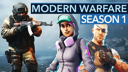 Modern Warfare: Season 1 - Was lernt Call of Duty jetzt von Fortnite?
