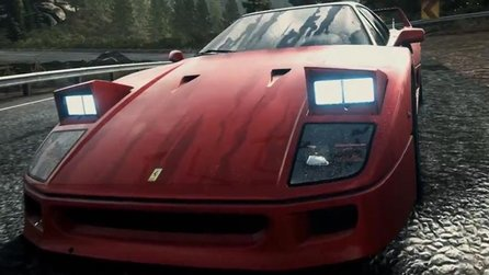 Need for Speed Rivals - Gameplay-Trailer: Ferrari-DLC