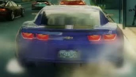 Need for Speed: Undercover - Test-Video