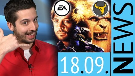 News - Donnerstag, 18. September 2014 - Streit um Wing Commander, TGS-Überraschung vom Deadly-Premonition-Macher