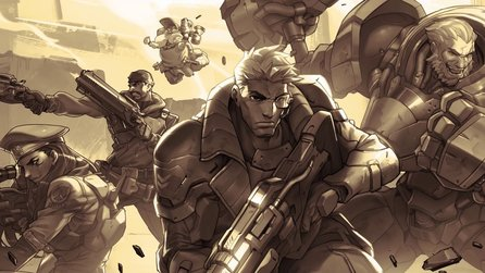 Overwatch - Story-Trailer zu Soldier: 76