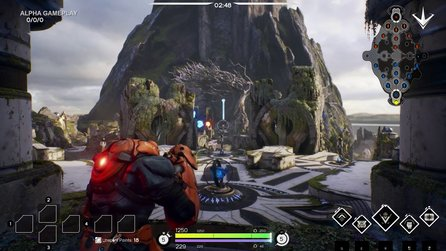 Paragon - Video mit Gameplay aus der Alpha-Version
