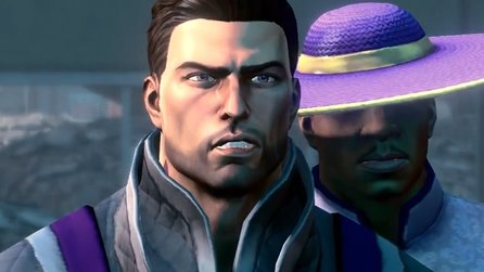Saints Row 4 - Trailer: Alien-Killer-Präsident aus der Matrix