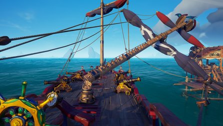 Sea of Thieves: Shores of Gold im Test - Warum das Open-World-Piratenabenteuer eine Aufwertung verdient