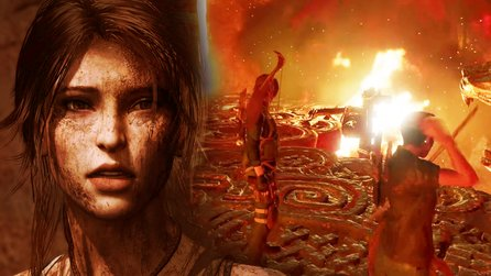 Shadow of the Tomb Raider - Neuer Trailer zeigt Koop-Gameplay aus dem DLC Die Schmiede