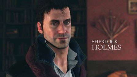 Sherlock Holmes: The Devil's Daughter - Trailer zur Story und den Charakteren