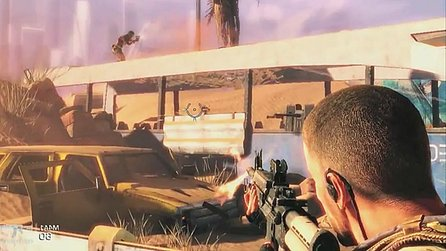 Spec Ops: The Line - Gameplay-Trailer