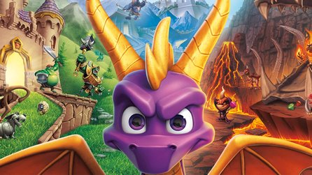 Spyro Reignited Trilogy - Test-Video: Von der Nostalgiekralle gepackt!