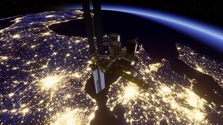Stable Orbit - Teaser-Trailer zur Raumstation-Simulation