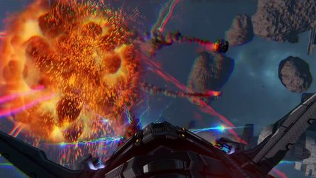Star Conflict - Trailer zum Update 1.2