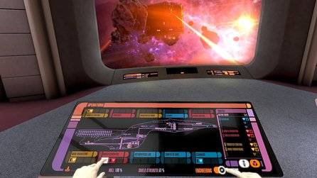 Star Trek: Bridge Crew - Video: So spielt sich die neue USS Enterprise (NCC-1701-D)