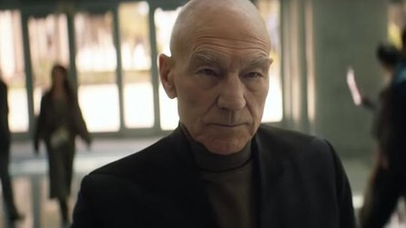 Star Trek: Picard - Neuer Trailer vereint William T. Riker mit dem Ex-Captain der USS Enterprise