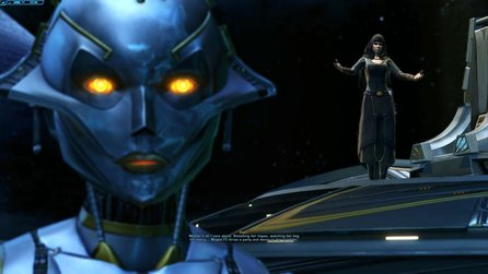 SWTOR - Kapitel 1 von Knights of the Eternal Empire gratis!