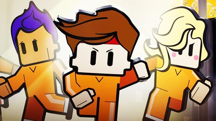 The Escapists 2 - Trailer: Neuer Multiplayer bringt Koop- und Prügel-Option