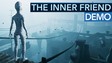 The Inner Friend - Demo-Gameplay aus dem Kinderangst-Spiel