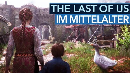 The Last of Us im Mittelalter - Video-Vorschau zu A Plague Tale: Innocence