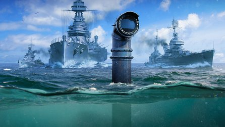 Erste Nationen mit U-Booten in World of Warships bekannt, neues Gameplay