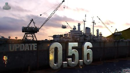 World of Warships - Änderungen von Patch 0.5.6