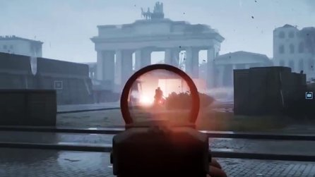 World War 3 - Panzerschlacht in Berlin: Erstes Gameplay erinnert an Battlefield 3