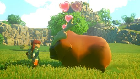 Yonder: The Cloud Catcher Chronicles - Gameplay-Trailer zeigt Aktivitäten des Spiels
