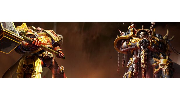 » Dualscreen-Wallpaper zu Dawn of War 2: Retribution herunterladen