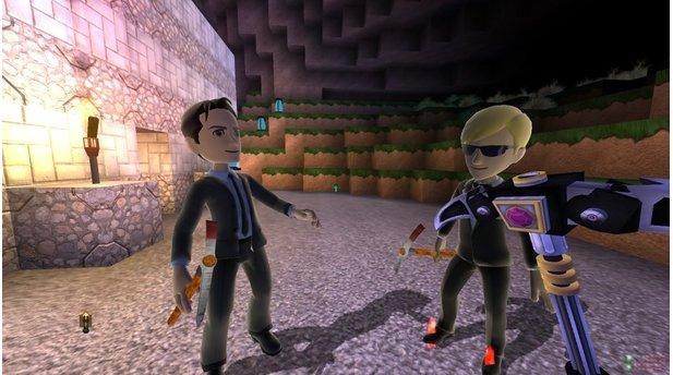 FortressCraft MinecraftKlon Mit Downloads Auf Der Xbox - Minecraft hauser kopieren
