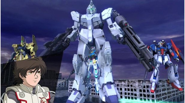 Mobile Suit Gundam Extreme VS-Force