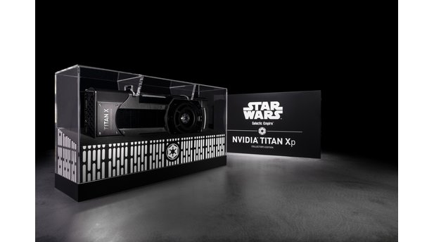Star Wars Nvidia Titan Xp Collector's Edition