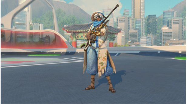 Overwatch: Summer Games 2018 - Alle neuen SKins